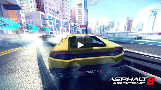 Asphalt 8 airborne android ios game download