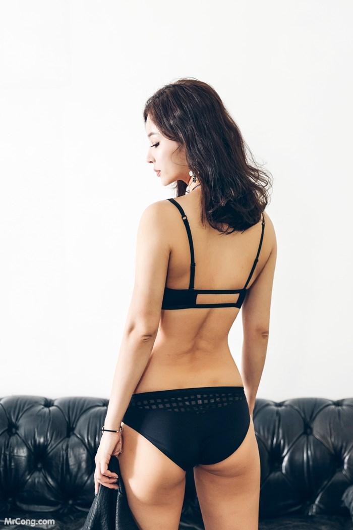 Image Korean-Model-Kwon-Soo-Jung-MrCong.com-002 in post Người đẹp Kwon Soo Jung trong bộ ảnh nội y tháng 10/2017 (195 ảnh)