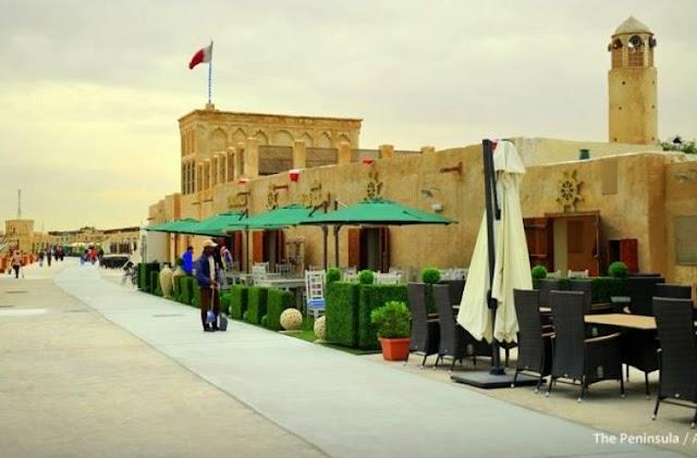 Exploring Souq Al Wakrah