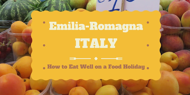 A Food Holiday in Emilia-Romagna Italy - http://www.sidewalksafari.com/2015/09/eating-well-in-emilia-romagna-italy.html