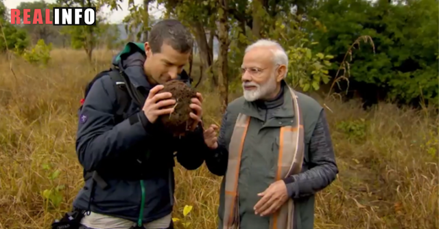 PM Narendra Modi to Feature on Man vs Wild Along With Bear Grylls, a Discovery Channel Show