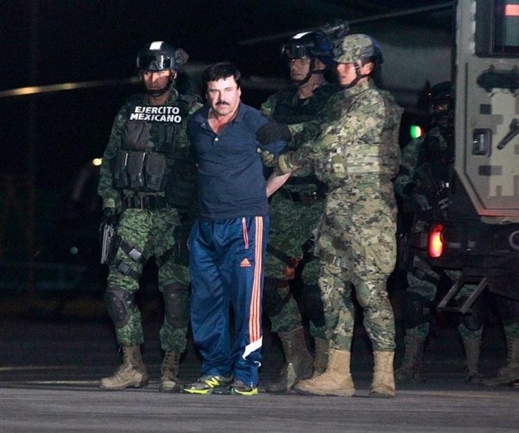 """Ausencia de """"El Chapo"""" motiva la disputa violenta del cártel de Sinaloa"""