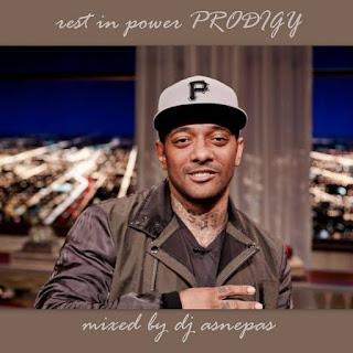 AUDIO: DJ Asnepas - Rest In Power PRODIGY