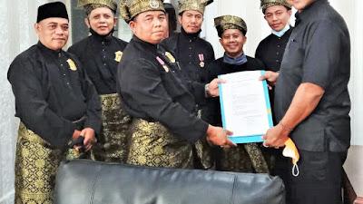LAM Bintan Percayakan Rekrutmen Pekerja Tempatan Kepada Disnaker   Ajak Elemen Masyarakat Dukung Pemerintah