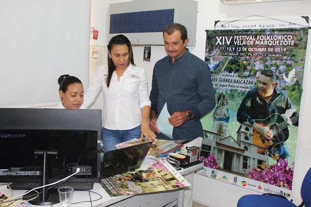 Todo listo para el Festival Folclórico Vela del Marquezote en La Jagua del Pilar