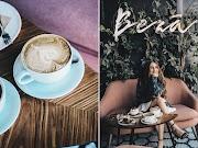 Lodz - nasz apartament z Airbnb, kawiarnia Beza, See Bloggers