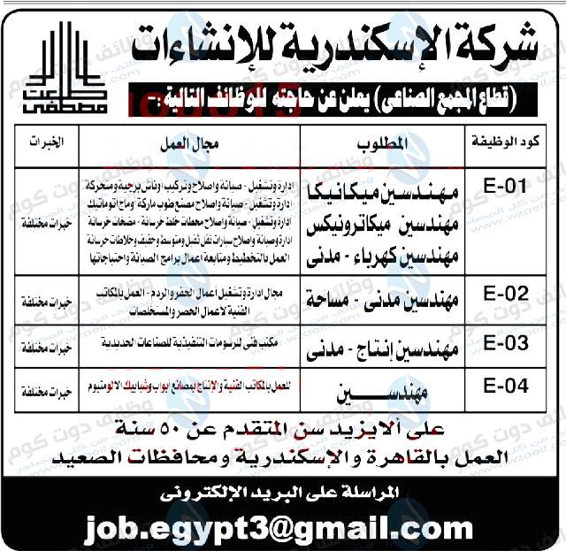 وظائف اهرام الجمعة 14-8-2020 وظائف جريدة الاهرام الجمعة 14 اغسطس 2020