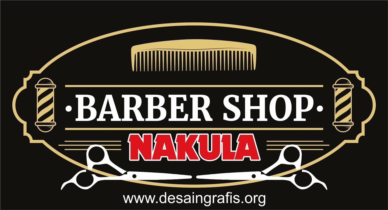 Banner Barber Shop / Potong Rambut / Cukur cdr | Kumpulan ...