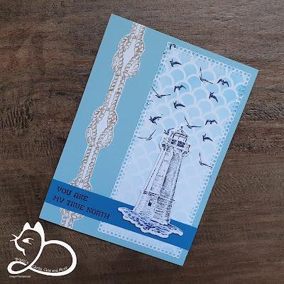 Stampin'Up!®, Diana van Otterlo ©, Sailing Home
