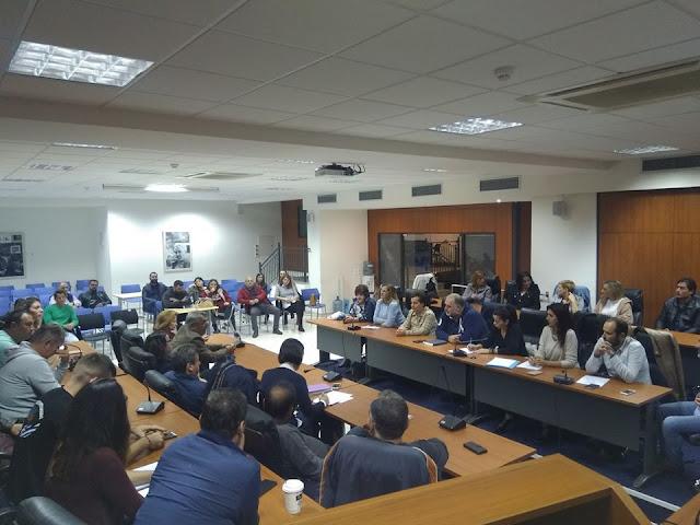 Ηγουμενίτσα: Πραγματοποιήθηκε η πρώτη συνάντηση για τις Εκδηλώσεις των Χριστουγέννων
