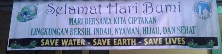 Memperingati Hari Bumi 22 April 2016 KB - TK Islam Al Azhar 14