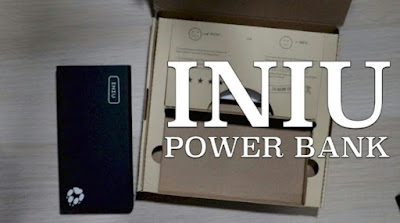 FINIU Portable Charger 10000mAh Power Bank Buy Online At Amazon