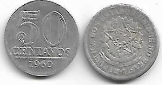 50 centavos, 1960