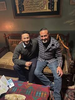 """خالد سرحان : شقيق حمادة هلال فى «المداح» والصاوى والعوضى لغز محير فى """"اللى ملوش كبير"""""""