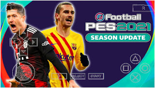 Download PES 2021 PPSSPP Chelito V3/V8.1 English Version Best Graphic