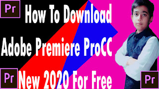 How To Download Adobe Premiere Pro CC 2020 100% Original | Technical MMUB