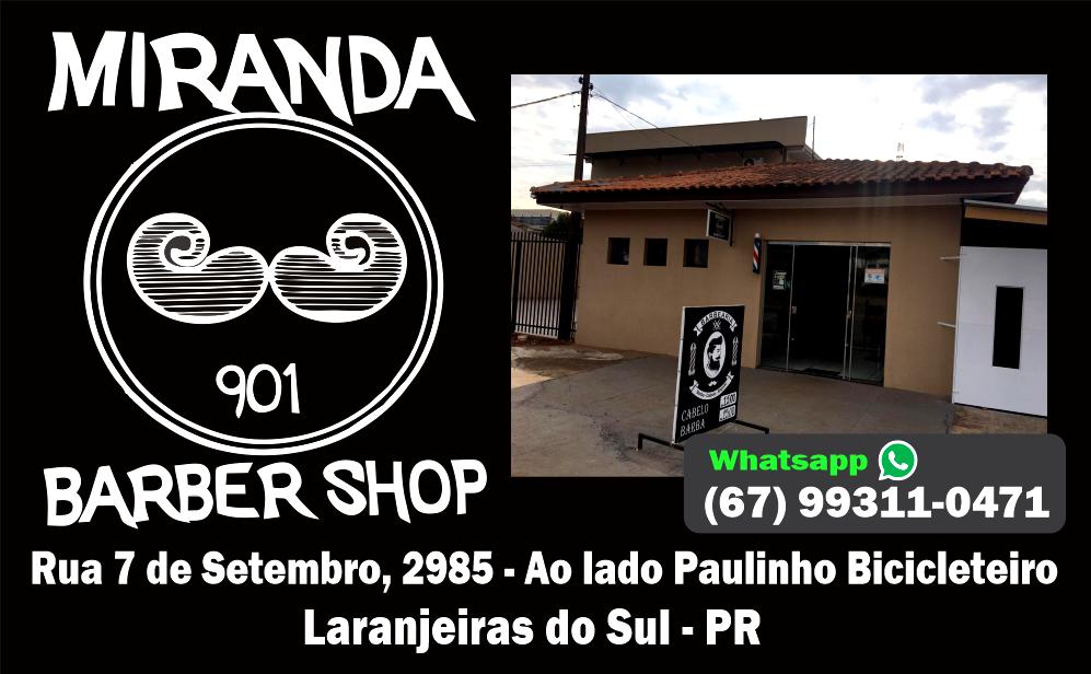 Miranda Barber Shop