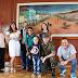 Garoto de 4 anos com câncer realiza sonho de conhecer o Exército de Pouso Alegre