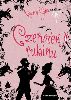 """""""Czerwień rubinu"""" Kerstin Gier - recenzja"""
