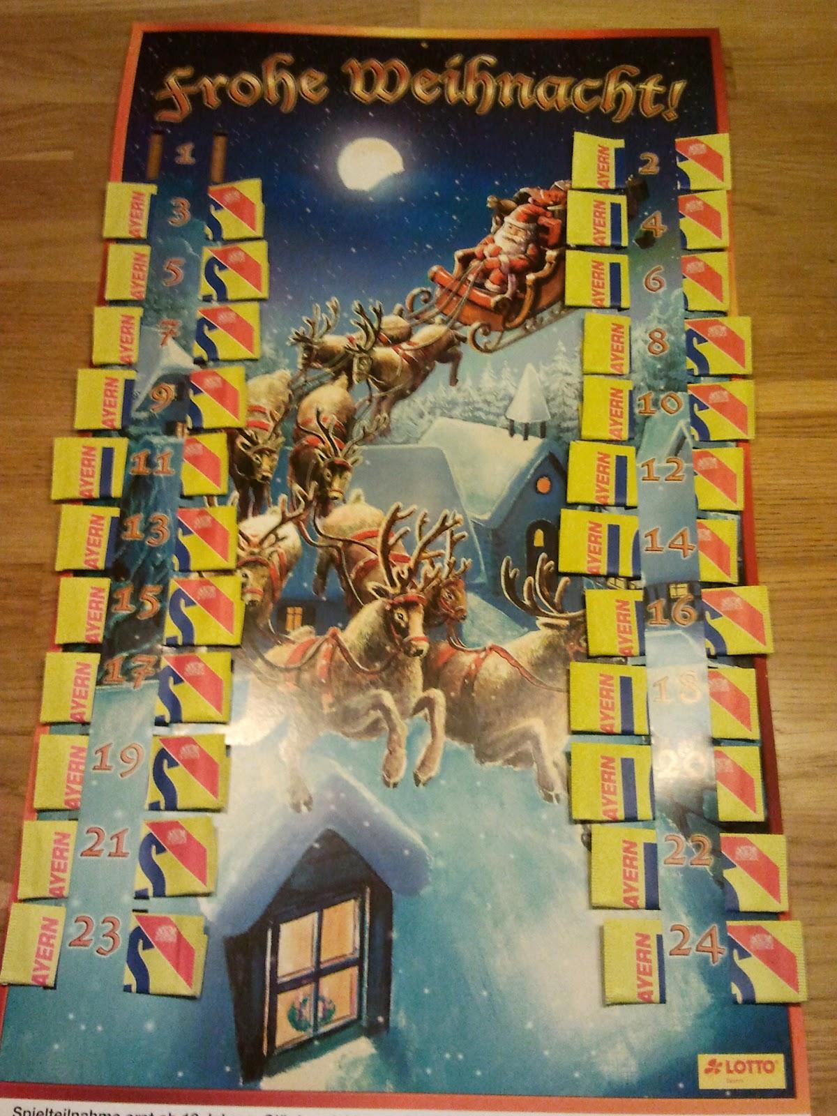 Bayernlos Kalender