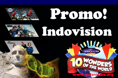 Promo Indovision Terbaru September 2013