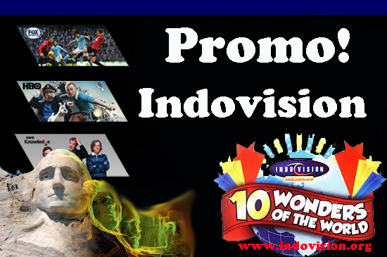 Promo Indovision Terbaru Bulan September 2014