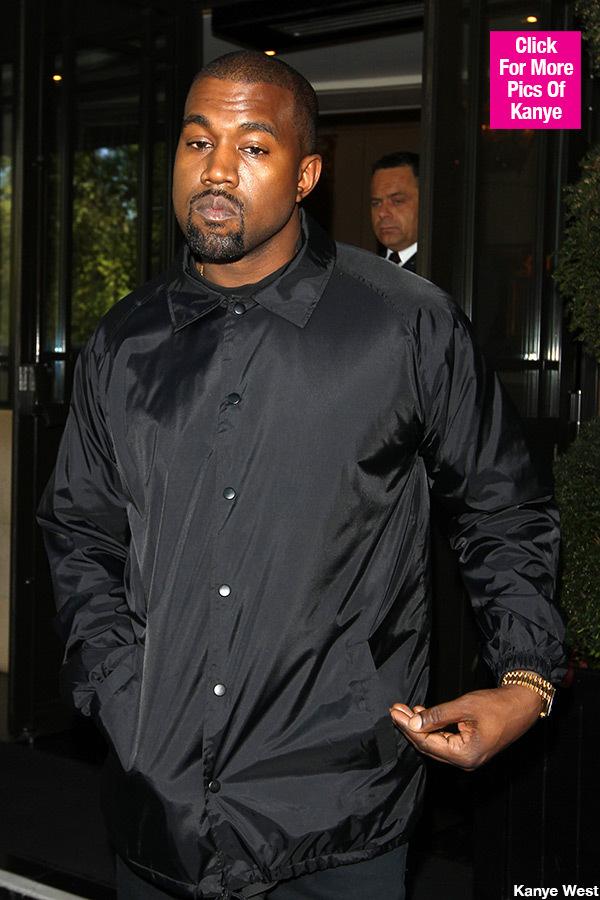 Kanye Battled Paranoia & Depression For Months Before Hospitalization — Report