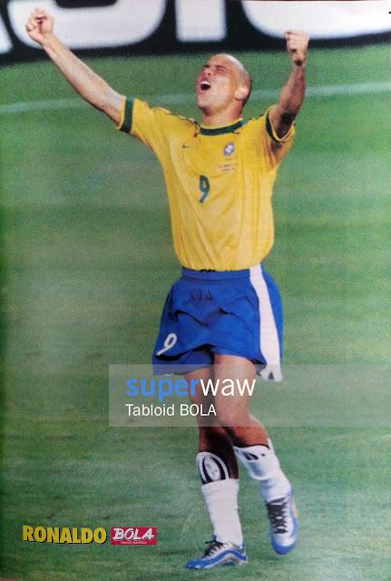 Ronaldo Brasil 1998