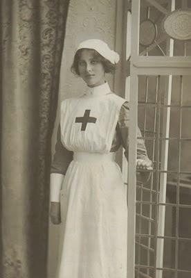 la enfermera sin cabeza leyenda
