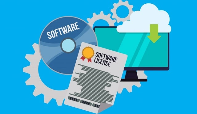 different types of software licensing