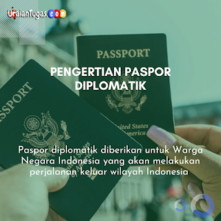 Pengertian Paspor Diplomatik