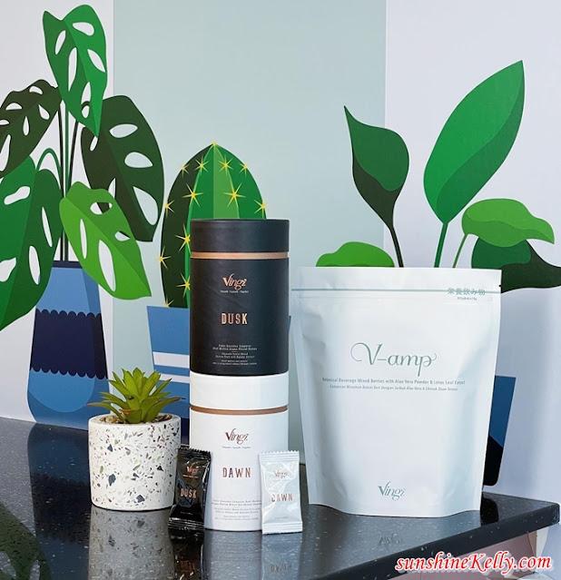 V-amp by Vingz for Better Gut Health & Well-Being, Vingz, Ving Voiz, V-amp, Gut Health, Agnes Seow, LiSun Liong, Sharon Koay, Vingz V-amp, Health