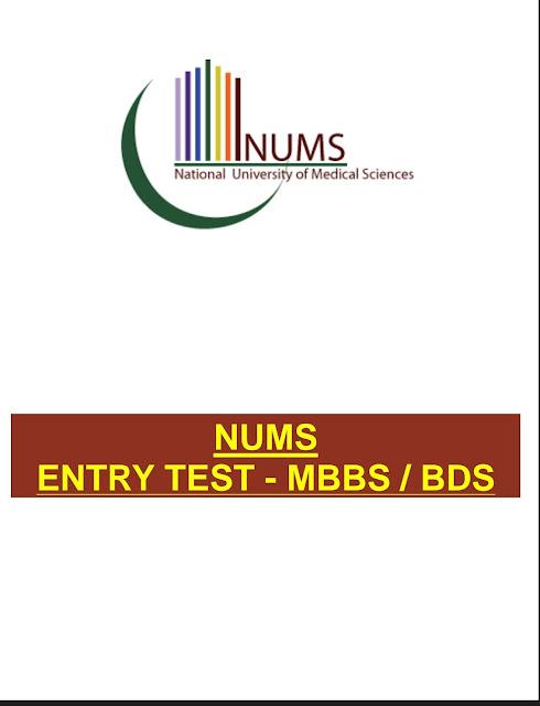 NUMS Syllabus 2016