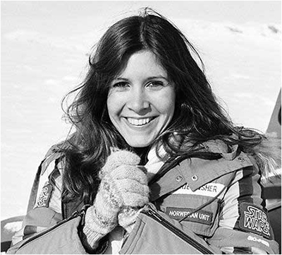 http://www.thisisnotporn.net/wordpress/wp-content/uploads/2016/12/Carrie-Fisher-on-the-set-of-The-Empire-Strikes-Back.jpg