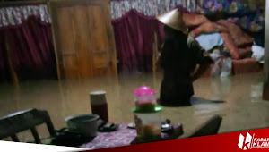Hujan 4 Jam, 5 Desa Di Kabupaten Grobogan Tergenang Banjir Setinggi 70 Cm