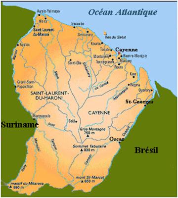 Guayana Francesa: un pié de Francia en América del Sur