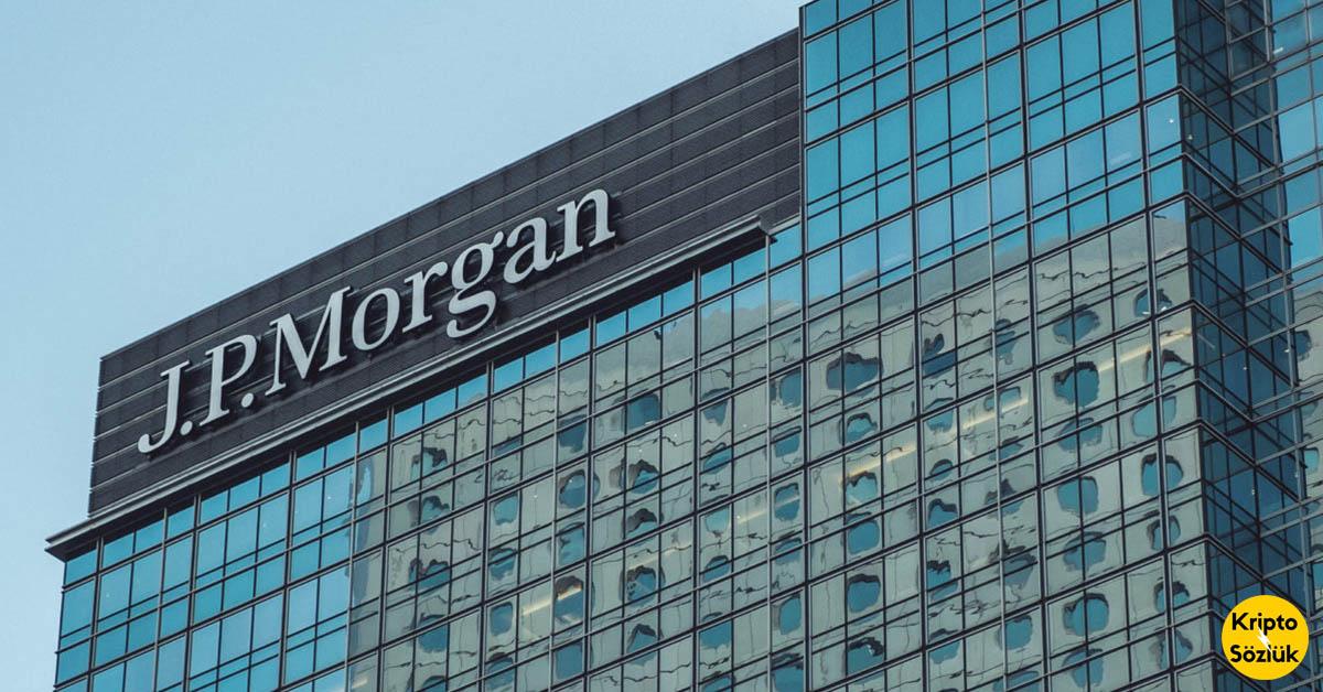 JP Morgan Raporu: Dijital Paranın Yükselişi Burada