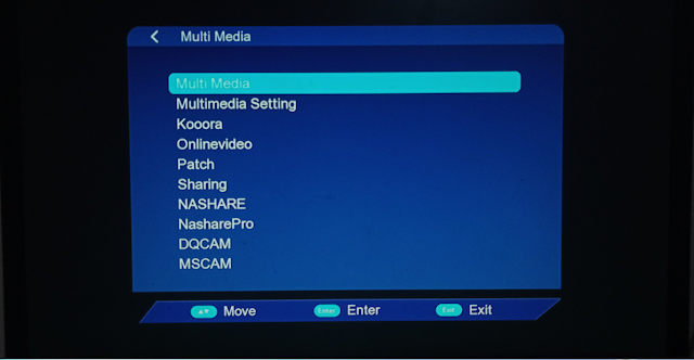 GAZAL 2021 1506TV 512 4M NEW SOFTWARE WITH MSCAM & DREAM IPTV OPTION