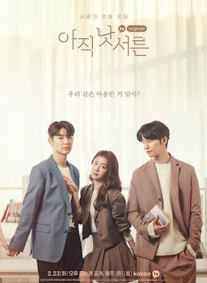 Nama dan Biodata Pemain Not Yet 30 Drama Korea 2021 Lengkap