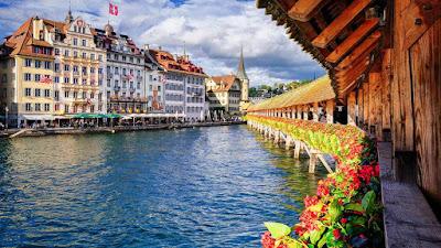 Lucerne - Salika Travel - Europe Group Series 2018