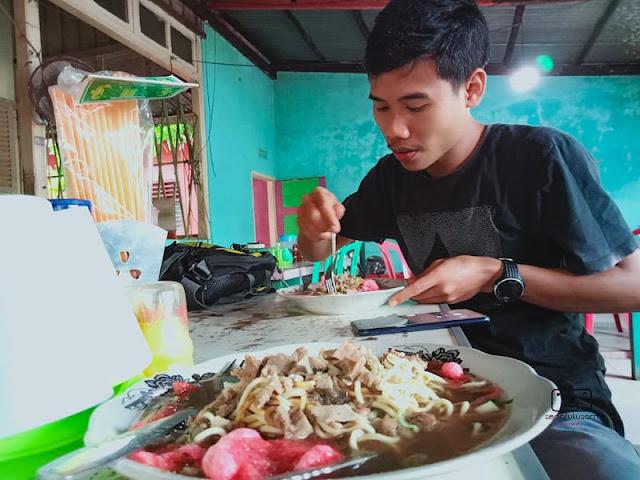 soto mang hudun bengkulu