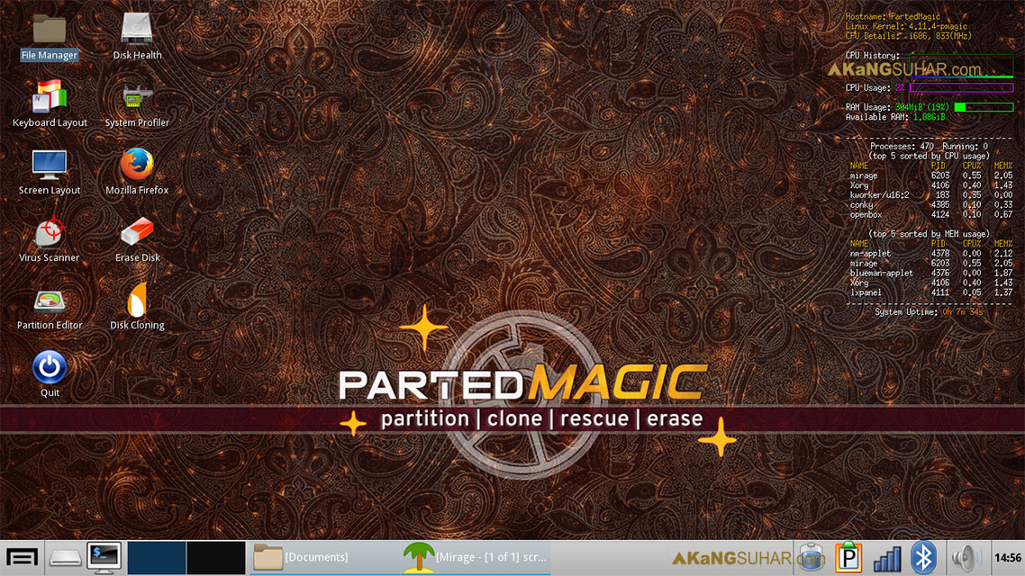 Download Parted Magic 2017.09.05 ISO Full Download