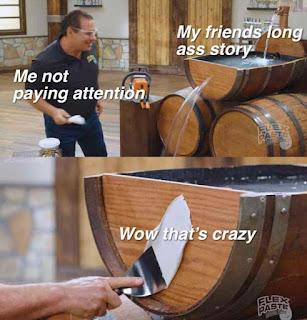 Having a Convo Meme
