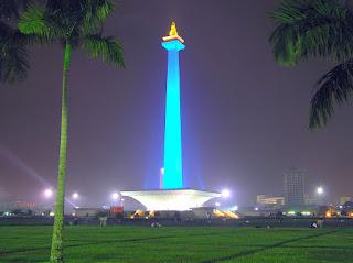 Inilah Liburan Murah Di Jakarta - Monumen Nasional
