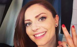 Annalisa Scarrone Instagram foto