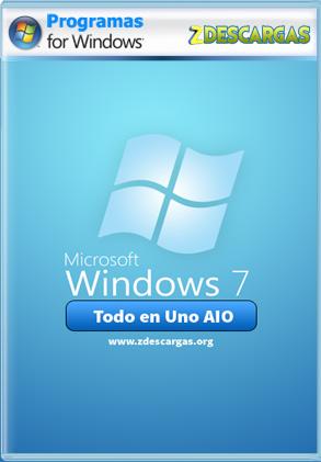 Windows 7 Todo en Uno [32 y 64 bits] Español (Mega y Google drive)