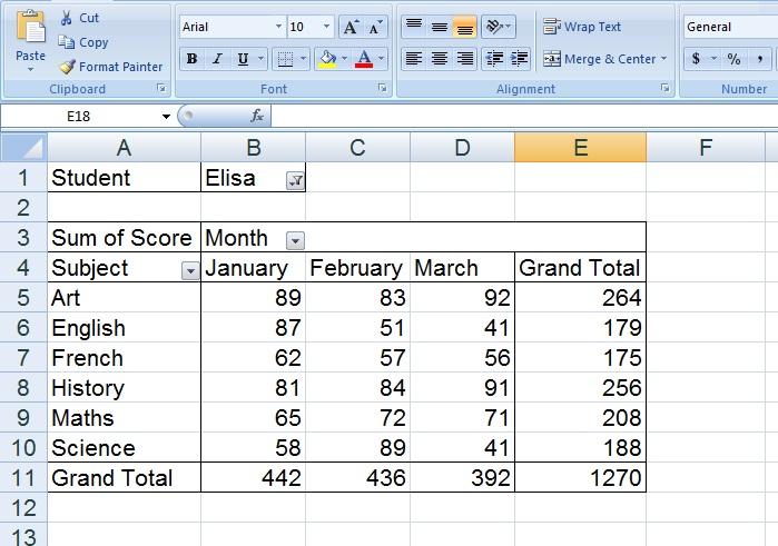 result card format in excel - Jolivibramusic - result card format in excel