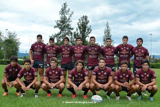Seleccionado Juvenil M-18 de la Unión de Rugby de Salta