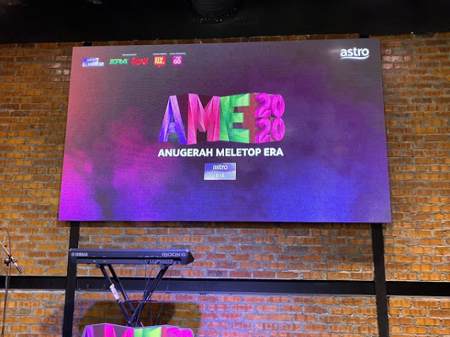 Senarai Pencalonan Awal (Top 20) Bagi Anugerah MeleTOP ERA 2020