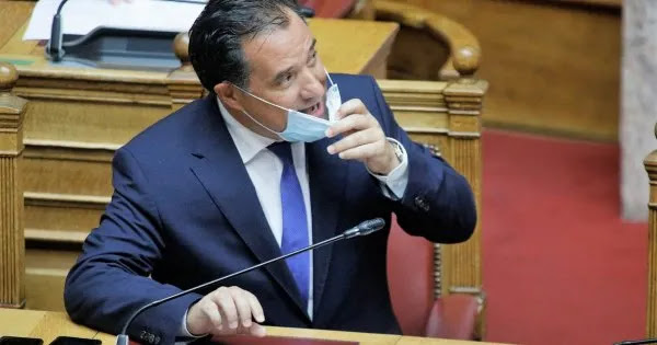 Γεωργιάδης: «Πρότασή μας το άνοιγμα των καταστημάτων από Δευτέρα με SMS στο 13032 & χρονικό όριο»